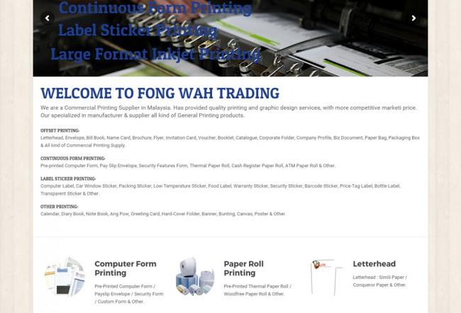 Fong Wah Trading